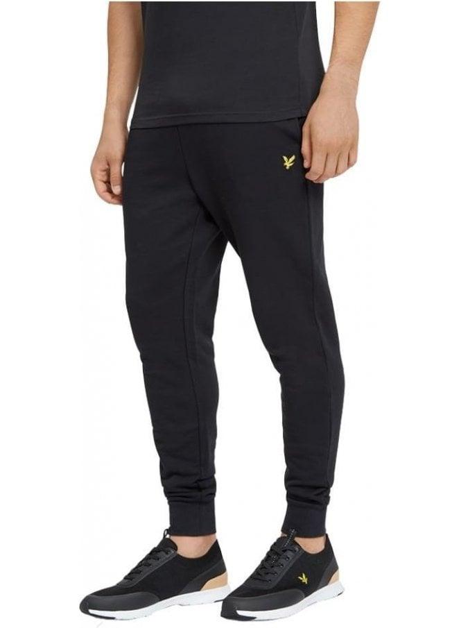 Skinny Sweatpant True Black