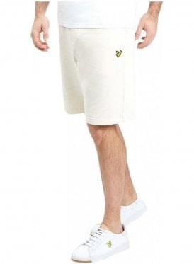 Sweat Short Seashell White