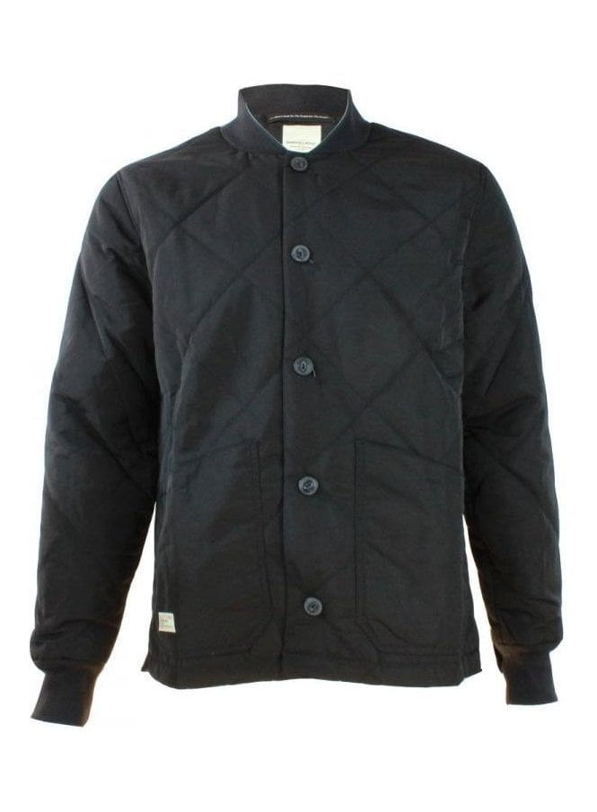MARSHALL ARTIST Thermal Insulated Jacket Black