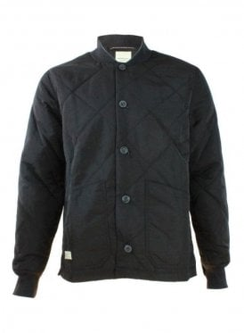 Thermal Insulated Jacket Black