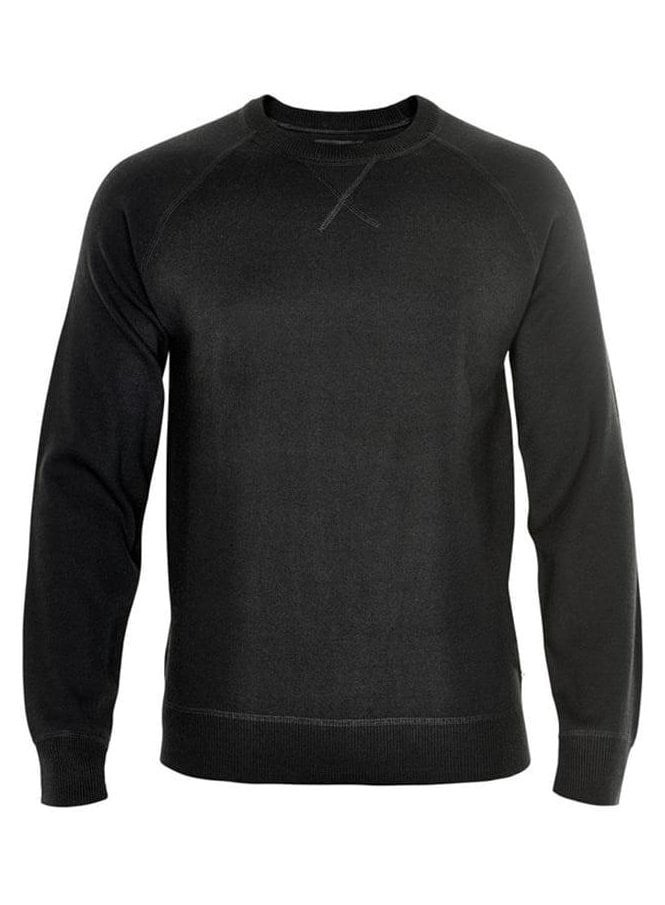 MATINIQUE Sport Milano Stitch Chunky Knitwear Jump Black
