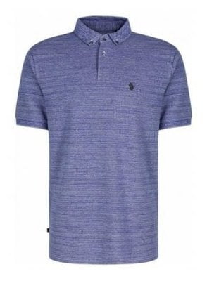 My Pals Collared Polo Tshirt Lux Royal