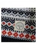 NATIVE YOUTH Farisle Contrast Knit Mono