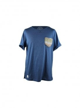 Native Youth Blue T-Shirt