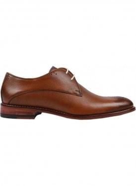 London Darley Leather Shoe Tan
