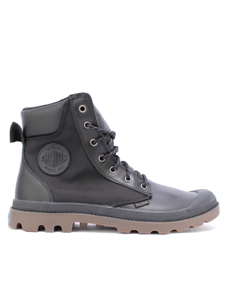 Palladium Pampa Sport Cuff Sneakers BlackBlack