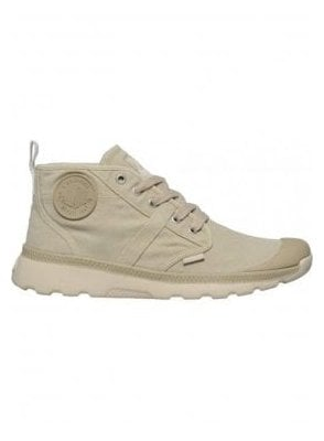 Pallaville Hi Cvs Casual Lace Up Boot Sahara/ecru