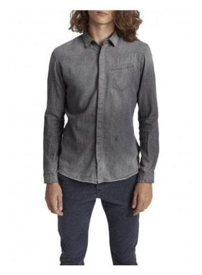 Jargon Long Sleeve Shirt Grey