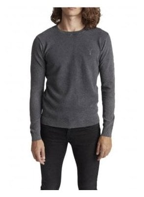 Rare Crew Neck Jumper Charcoal