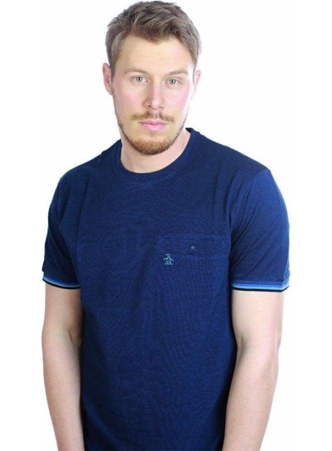 PENGUIN Birdseye Tshirt 434
