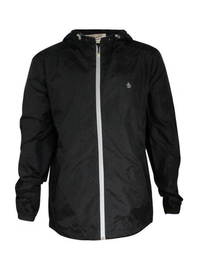 PENGUIN Morduce Pacamac Jacket True Black
