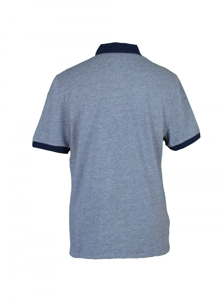 Penguin penguin space dye look polo shirt penguin from for Golf shirt with penguin logo