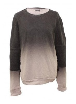 Religion Contrast Charcoal Jumper