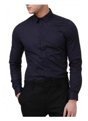 Legion Long Sleeved Shirt Navy