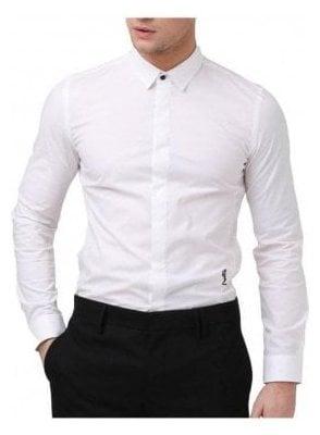 Legion Long Sleeved Shirt White