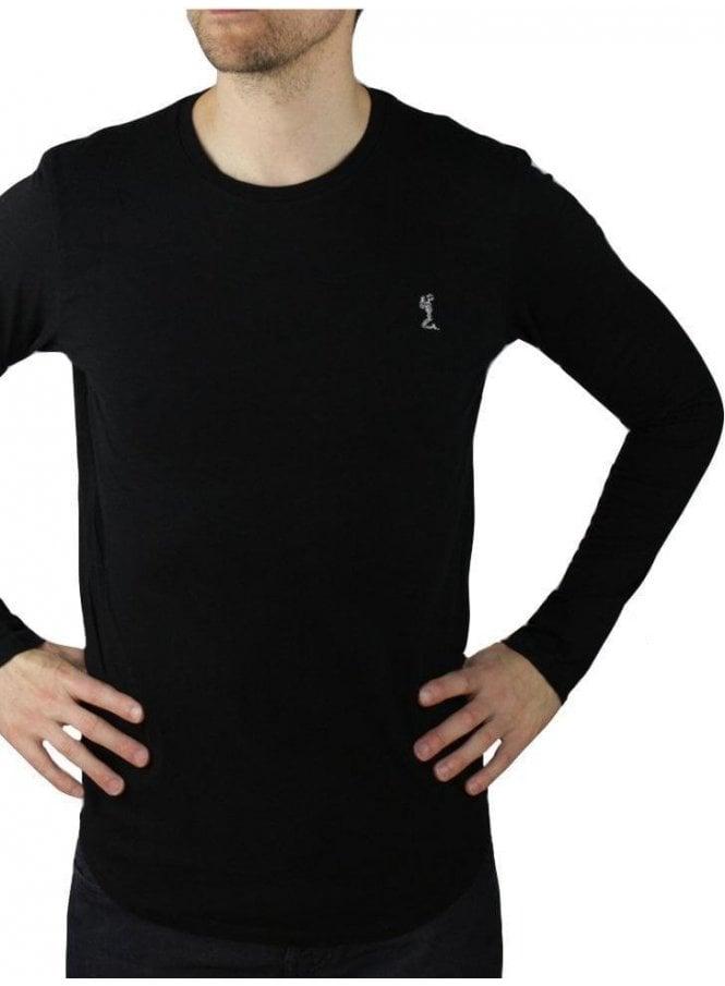 RELIGION Longline Long Sleeve T-Shirt