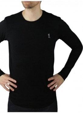 Longline Long Sleeve T-Shirt