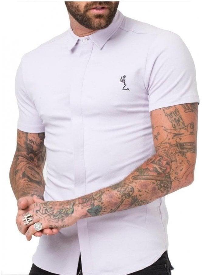RELIGION Magnus Shirt Lilac Savage