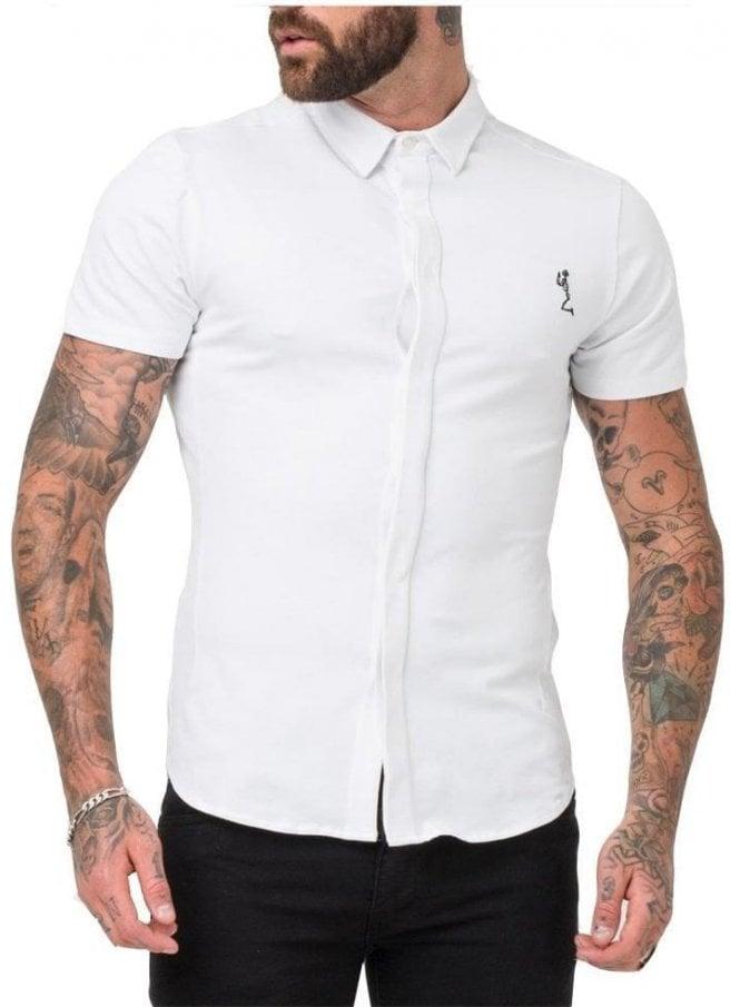 RELIGION Magnus Shirt White