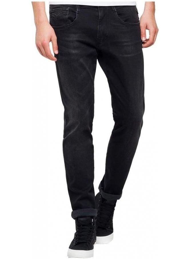 REPLAY Anbass Regular Slim Fitting Jean 007