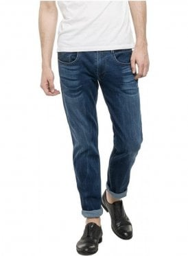 Anbass Slim Fitting Stretch Jean 009