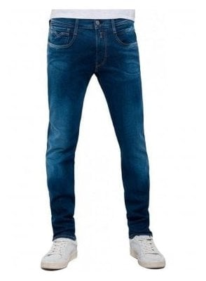 Hyperflex Anbass Regular Slim Fit Jean (Blue Denim) Surf Blue Edition