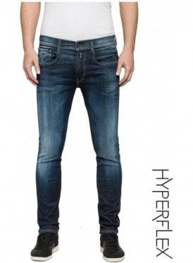 Hyperflex Anbass Regular Slim Fit Jeans (Medium Dark)