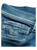 REPLAY Hyperflex Anbass Regular Slim Fit Jeans (Medium Wash)