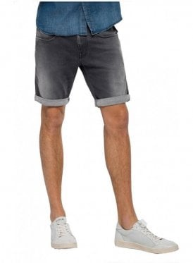 Hyperflex White Weft Edition Denim Stretch Short