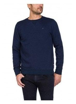 Long Sleeve Sweatshirt Blue