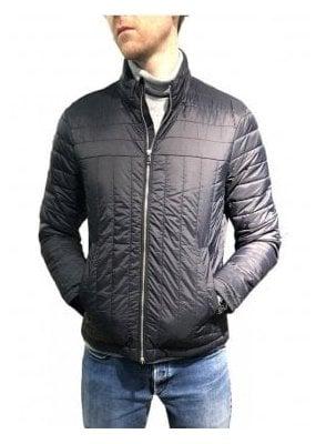 Micro Puffa Jacket - Black