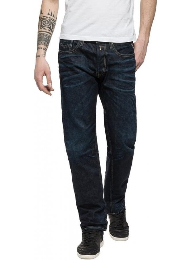 REPLAY Newbill Comfort Fitting Jean 007
