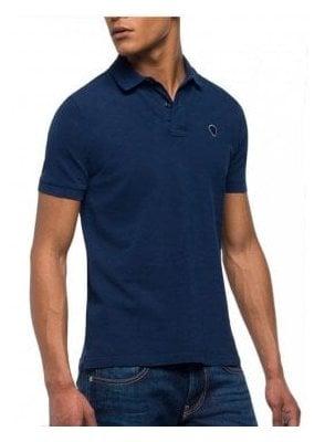 Pique Polo T Shirt Garment-Dyed