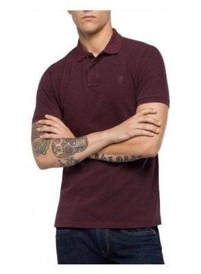 Pique Polo T-Shirt Garment Dyed