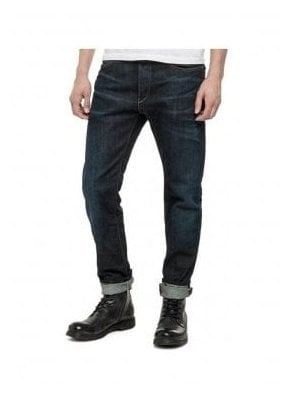 Rbj.901 Limited Edition Slim Tapered Jean Fort Denim MA901.000.525