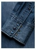 REPLAY Regular Fit Long Sleeved Denim Shirt 009