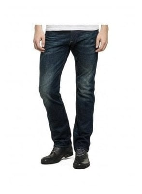 Waitom Regular Slim Deep Blue Denim M983.606.007