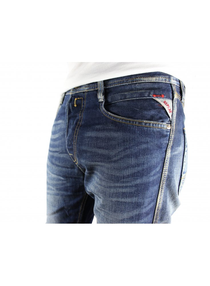 Replay Replay Willham Blue Jeans Replay From Ghia