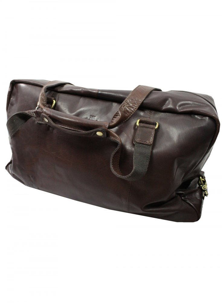 Rowallan Dark Brown Holdall