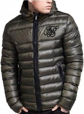 Frontline Bubble Hooded Jacket Khaki