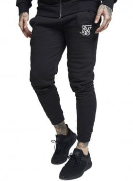 Muscle Fit Jogger Black
