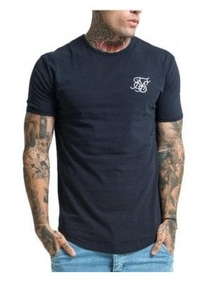 S/s Gym Tshirt Navy