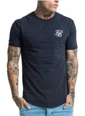 S/s Gym Tshirt Navy