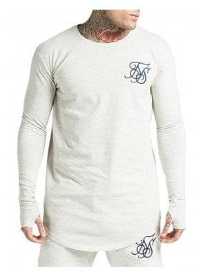 Undergarment Long Sleeved Tshirt Cream