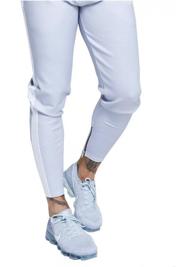 SIK SILK Vapour Track Pants Grey