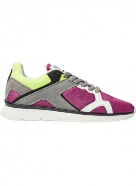 Zonal Runner Purple Trainers