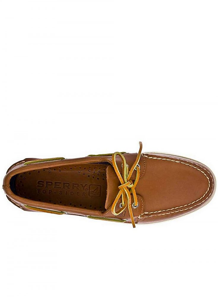 Sperry Top Sider Authentic Original Boat Shoe Oatmeal