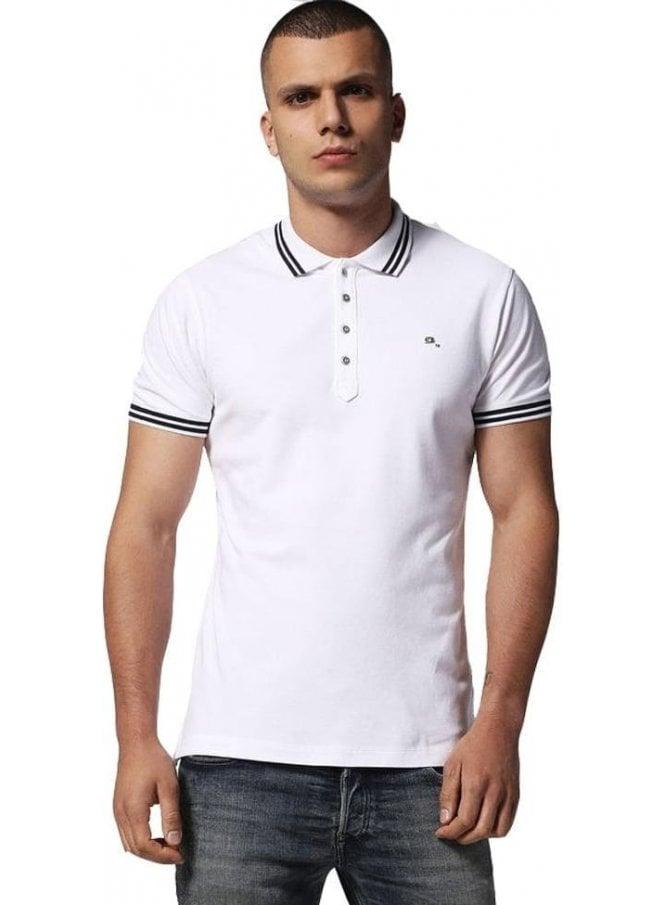 DIESEL T-randy S/s Polo Tshirt 100
