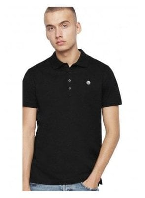 T-weet Polo Shirt 900 Black