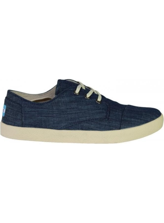 TOMS Paseo Chambray Light Blue